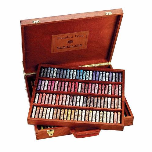 Sennelier Soft Pastel Full Sticks Wooden Box - Set of 175
