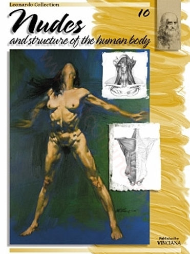 Vinciana Nudes and the Structure of the human body Book: 10