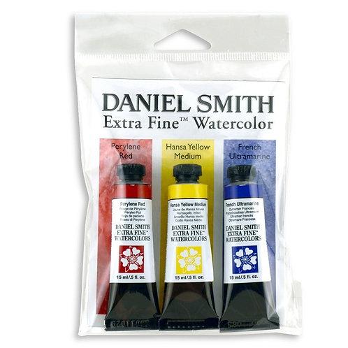 Daniel Smith Watercolour Primary Edition Triad 15ml - Set of 3