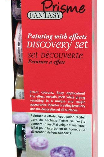 PebeoPrisme Discovery Collection Assorted Colours - 6x20ml