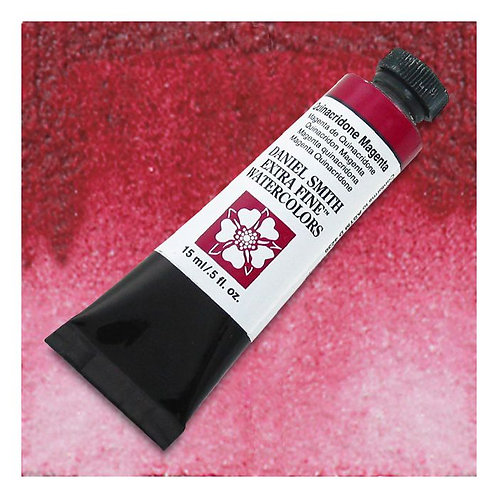 Daniel Smith Extra Fine Watercolour 15ml - Quinacridone Magenta