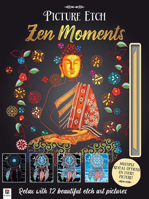 Hinkler Picture Etch - Zen Moments