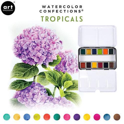 Prima Watercolor Confections - Tropicals