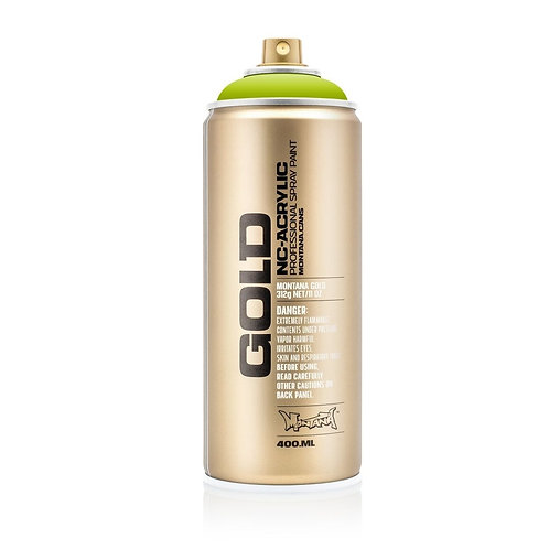 Montana Gold Classic 400ml Spray Paint Poison Dark - CL6330