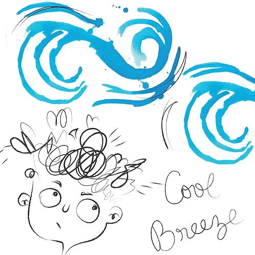 Krishna Inks Super Rich Series Cool Breeze - 20ml