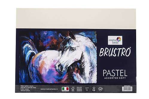Brustro Artist's Pastel Papers - Assorted Soft 160 gsm
