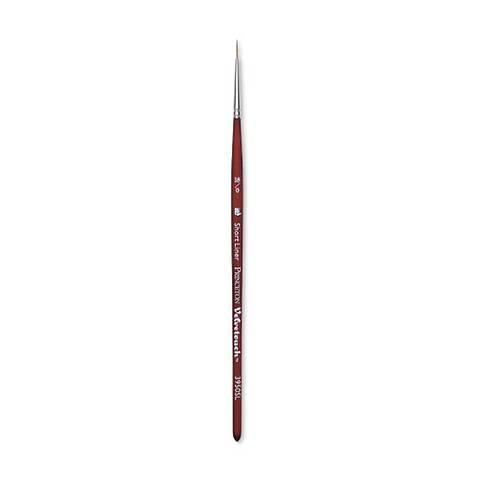 Princeton Velvetouch Series 3950 Synthetic Brushes - 18/0
