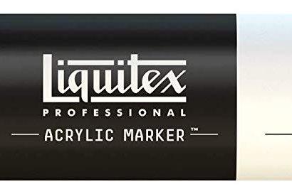 Liquitex 982 Acrylic Paint Marker 15mm Wide - Fluorescent Orange