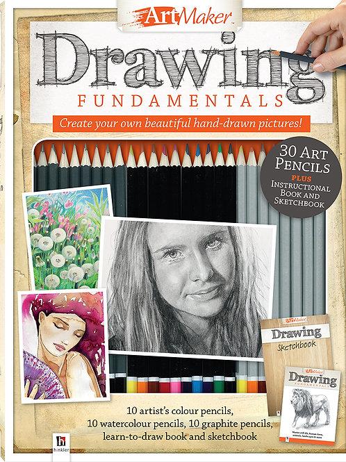 Art Maker Drawing Fundamentals Kit