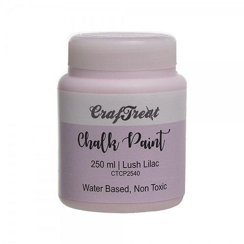 CrafTreat Chalk Paint 250ml - Lush Lilac