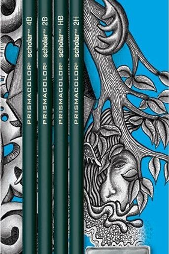 Prismacolor Scholar Graphite Drawing - Set of 5