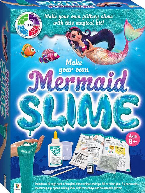 Hinkler Make Your Own Mermaid Slime Ki