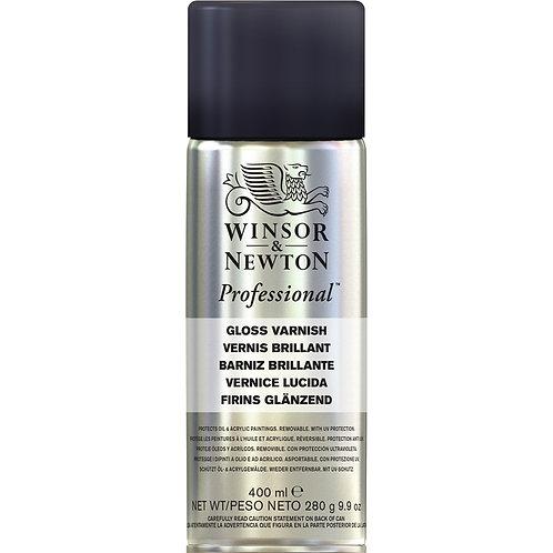 Winsor & Newton Gloss Varnish Spray - 400ml
