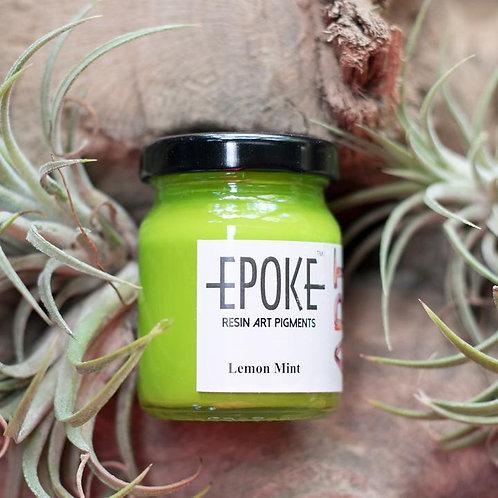 Epoke Art Pigment Paste Lemon Mint Opaque - 75g