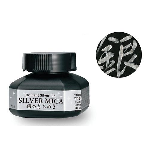 Zig Silver Mica ink - 60ml