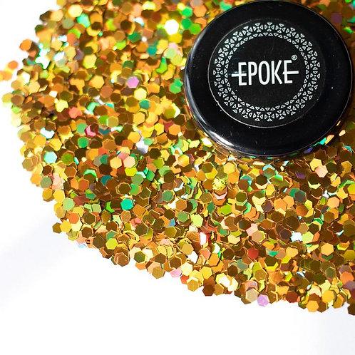 Epoke Gold Holographic Glitter (G6) - 15g
