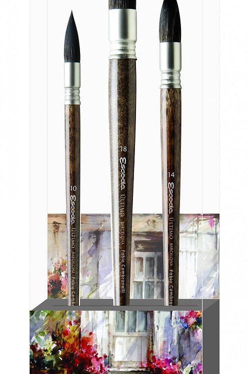 Escoda Signature Collection Brush Set - Fábio Cembranelli 1