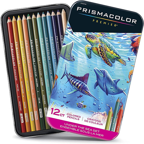 Prismacolor Premier Under the Sea - Set of 12