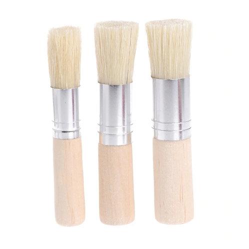 Worison Stencil Brush - Set of 3
