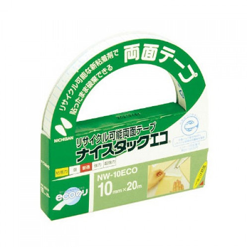 Double Sided Tape 10mm x 20 m by Nichiban - Japan