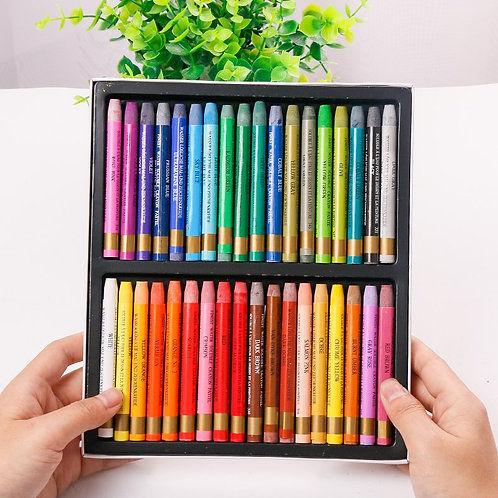 Mungyo Gallery Water-soluble Crayons Set of 36