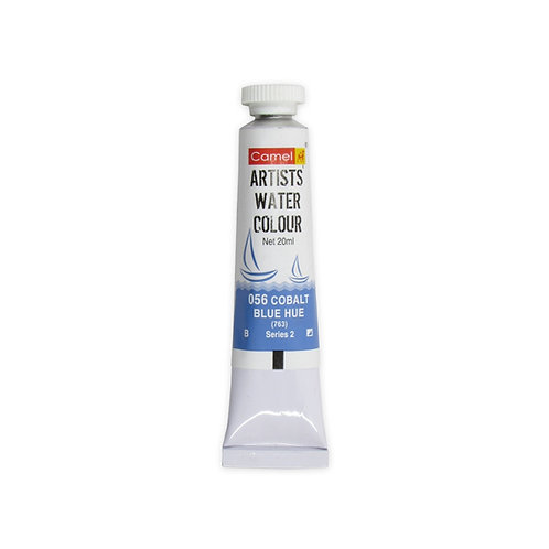 Camel Kokuyo Artist Watercolour 20ml - Cobalt Blue Hue