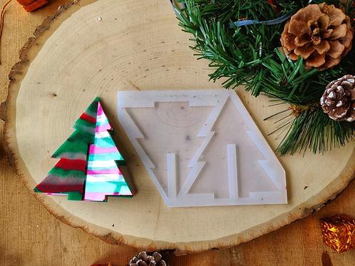 Epoke Christmas Tree Silicone Mould - Big