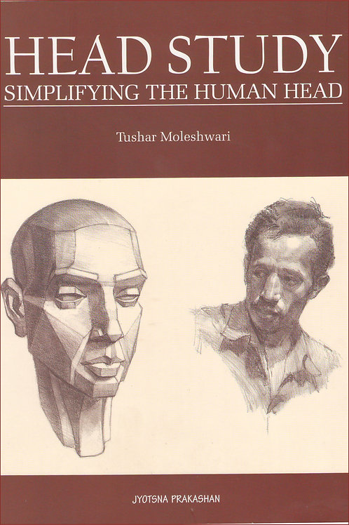 Head Study - Simplifying The Human Head (Paper Back)
