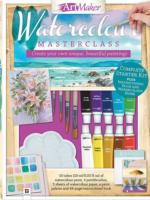 Art Maker Watercolour Paints Kit