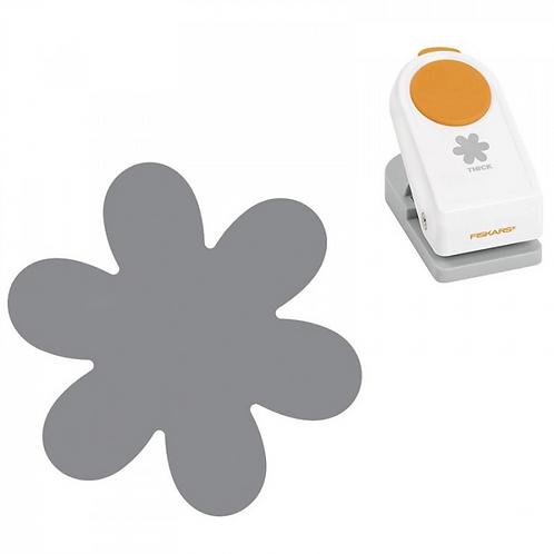 Fiskars Power Punch Flower - Medium