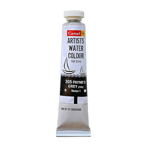 Camel Kokuyo Artist Watercolour 20ml - Payne's Grey