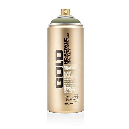 Montana Gold Classic 400ml Spray Paint Manila Green - CL6410