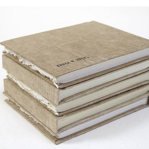 Khadi Paper HB5WS Hardbound Sketchbook Smooth