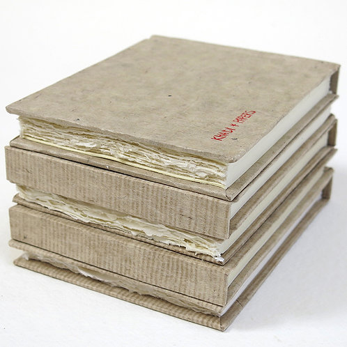 Khadi Paper HB5WR Hardbound Sketchbook Rough