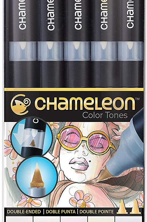 Chameleon 5 Pen Pastel Tones Set