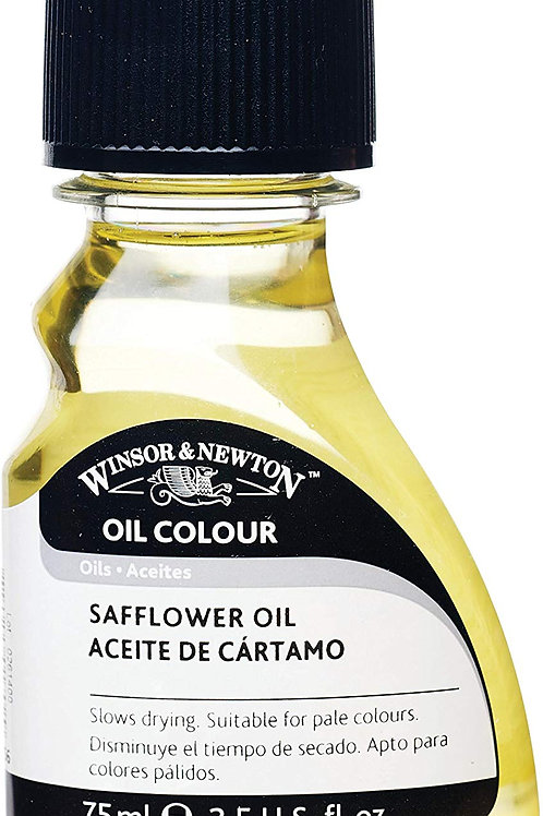 Winsor & Newton Refined Safflower Oil - 75ml