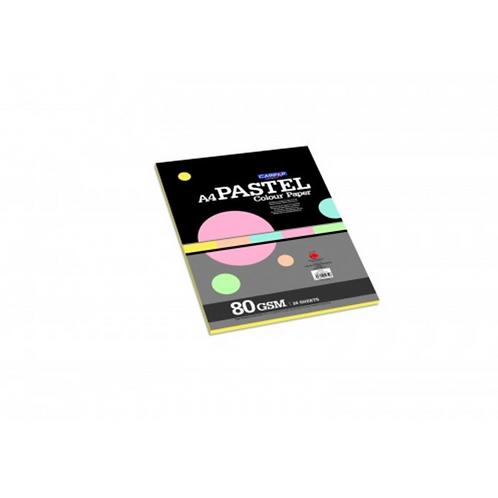 Campap Pastel Paper A4 - 80gsm
