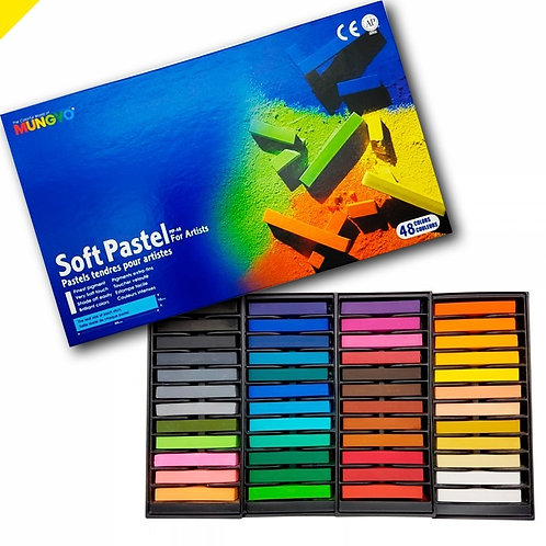 Mungyo Generals Series Soft Pastels - 48 Assorted Colors