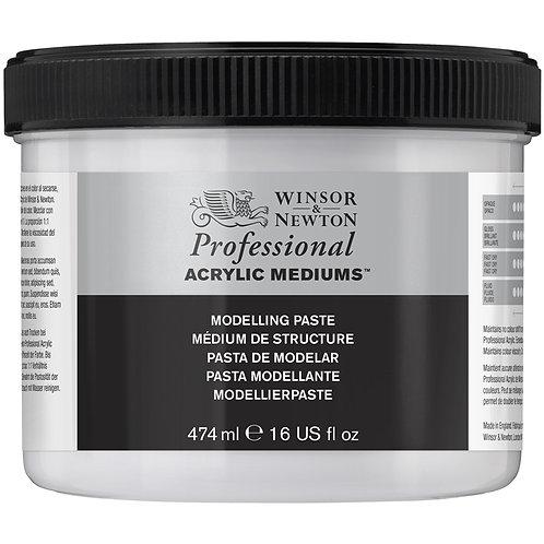 Winsor & Newton Professional Acrylic Modelling Paste - 474ml