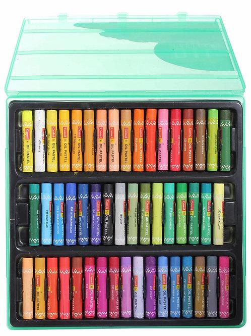 Camel Oil Pastels - Set 50 Shades