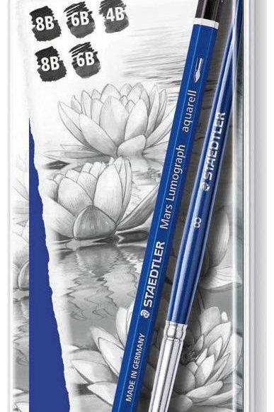 Staedtler Lumograph Aquarell Pencil Assortment