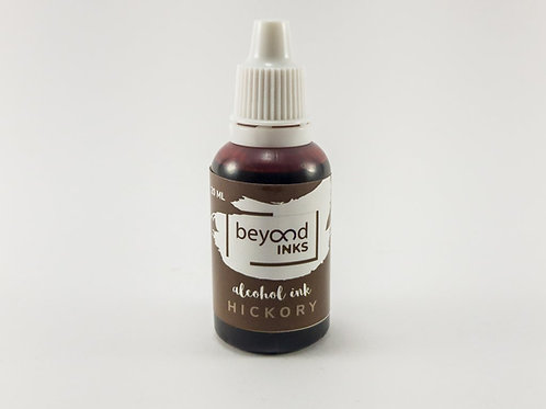Beyond Inks Individual 20ml Alcohol Inks - Hickory