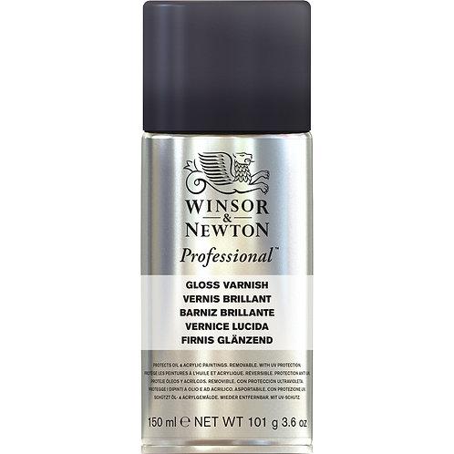 Winsor & Newton Gloss Varnish Spray - 150ml