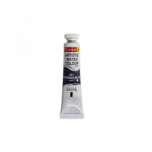Camel Kokuyo Artist Watercolour 20ml - Prussian Blue