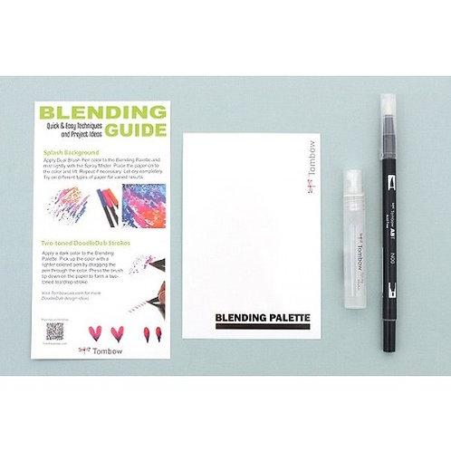 Tombow Dual Brush Pens Blending Kit