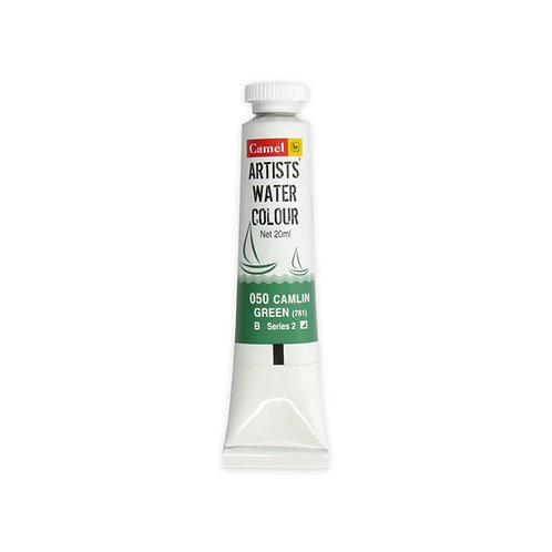 Camel Kokuyo Artist Watercolour 20ml - Camlin Green