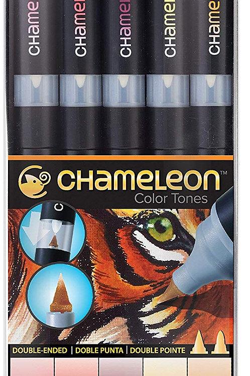 Chameleon 5 Pen Warm Tones Set