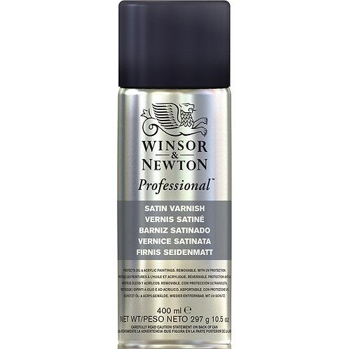 Winsor & Newton Professional Satin Varnish Spray - 400ml