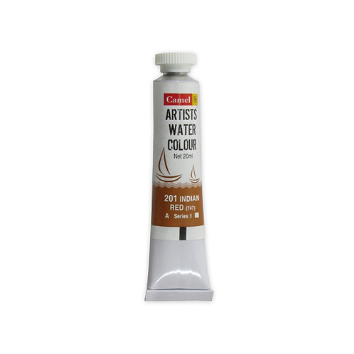 Camel Kokuyo Artist Watercolour 20ml - Indian red