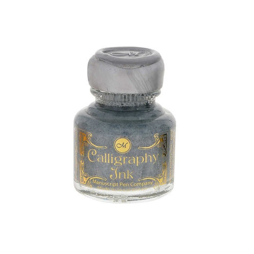 Manuscript MSH420SIL Calligraphy Ink 30ml - Silver